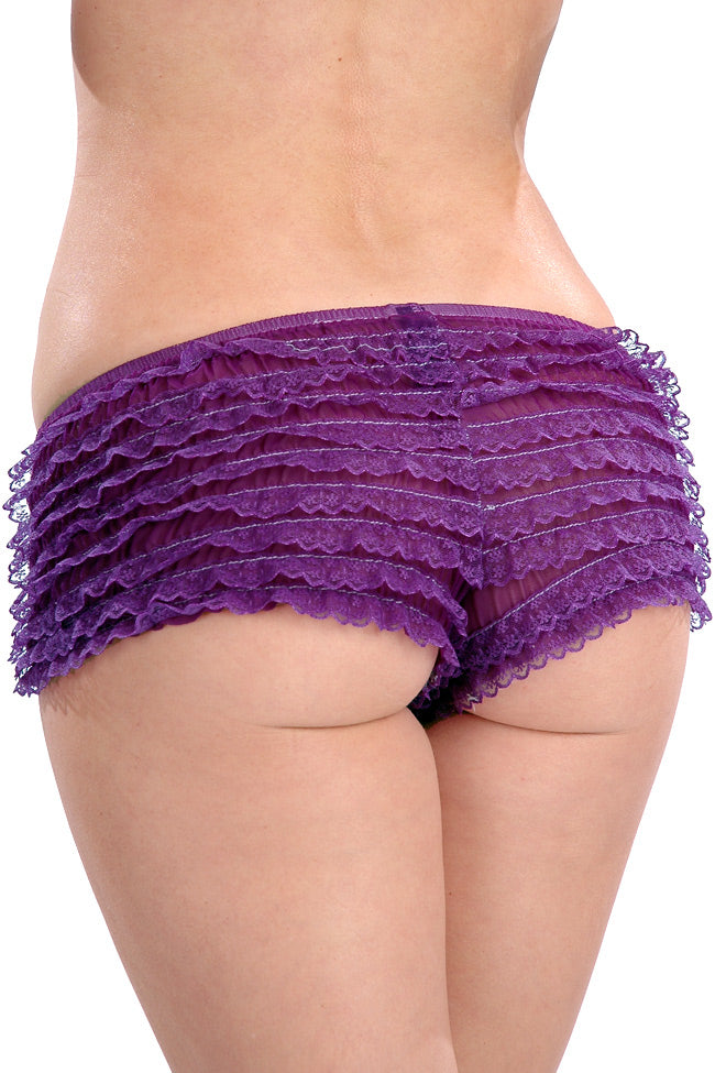 Ruffled Panties