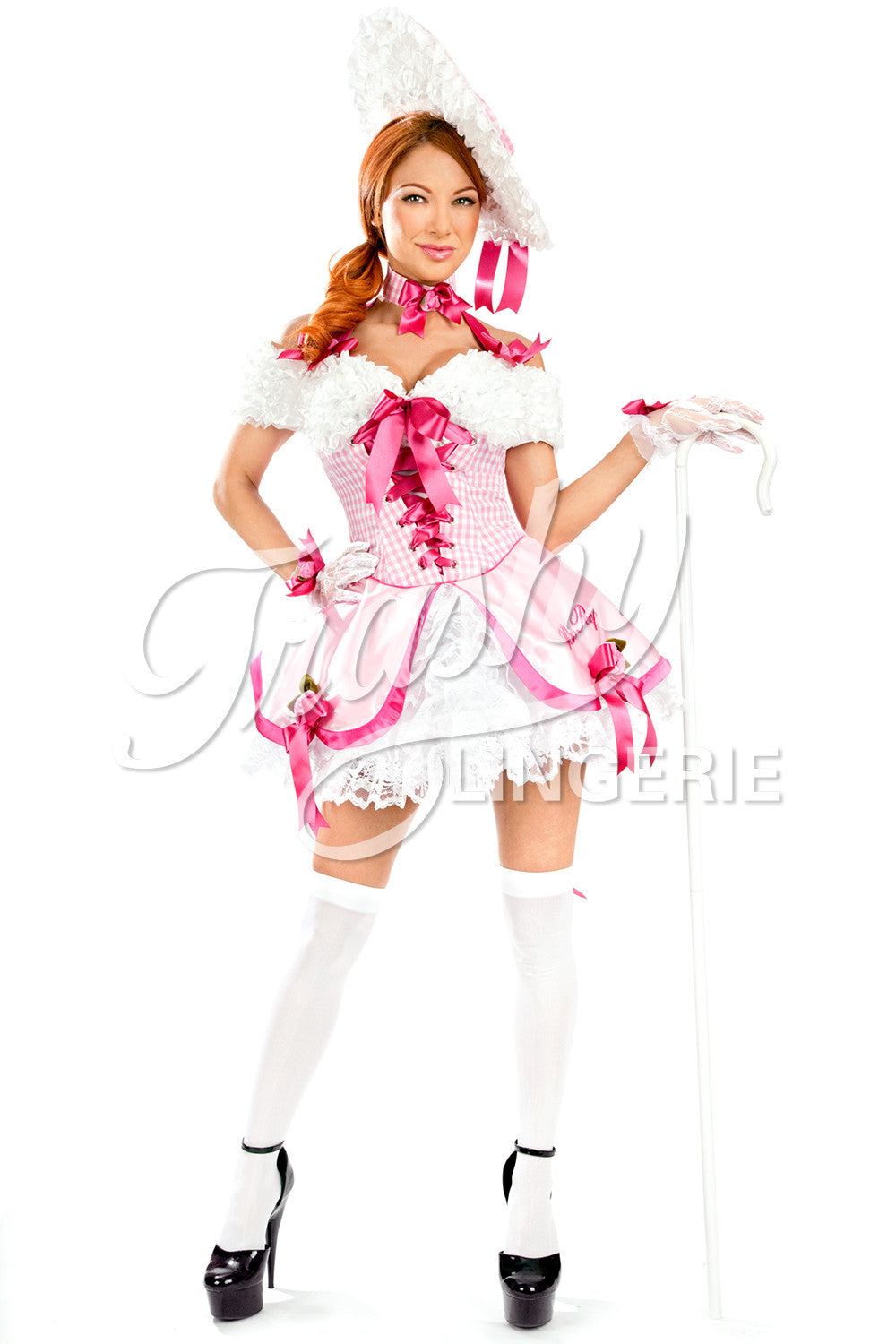 Bo Peep Thigh Highs