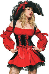 Vixen Pirate Wench