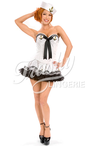 Paris Sailor Corset