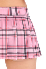 Punk School Girl Skirt