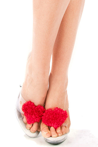 Be Mine Shoe Clips
