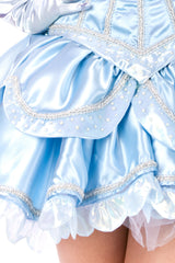 Paris Cinderella Scalloped Tutu