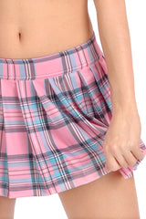 Pleated Tennis Skirt #2