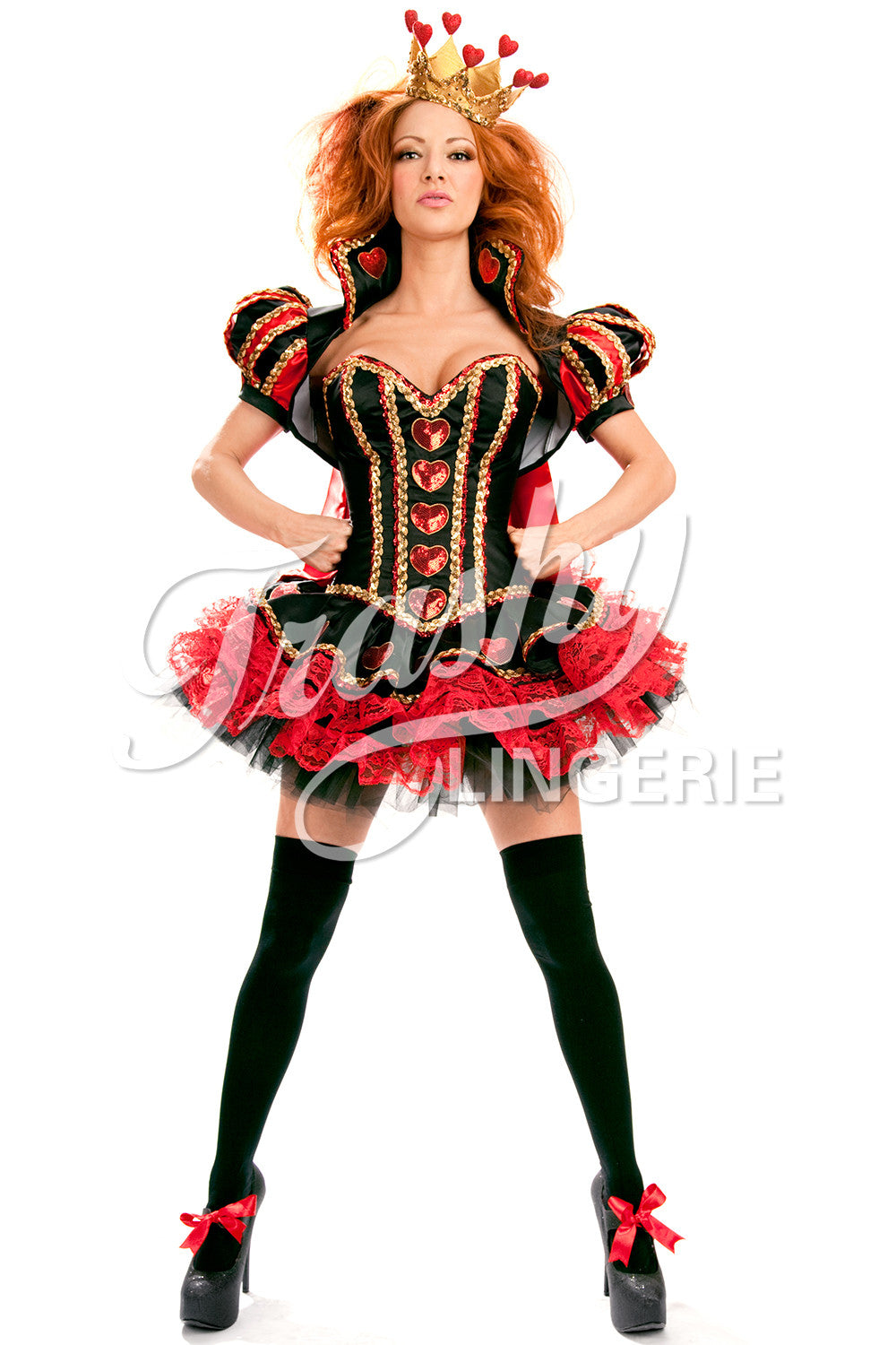 Queen of Hearts Bolero