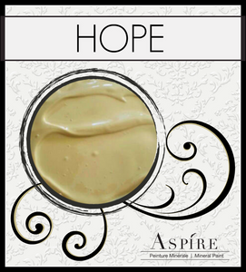Hope - Aspire Mineral Paint