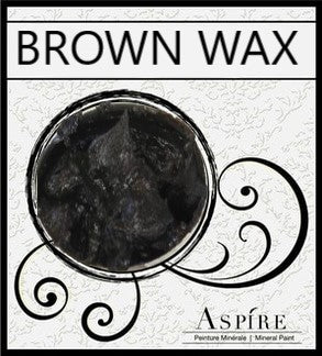 Wax - Brown Antique