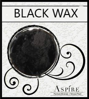 Wax - Black Antique