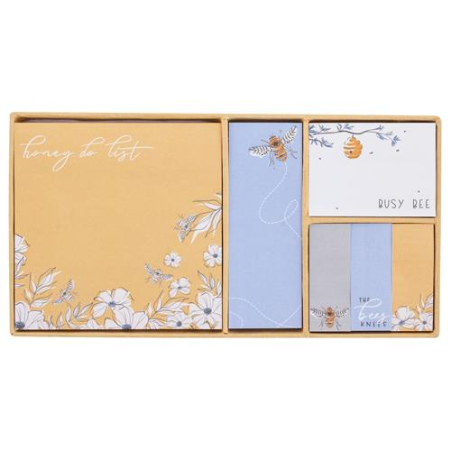 Sticky Notes Box Set - Bee