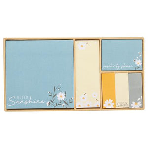 Sticky Notes Box Set - Daisy