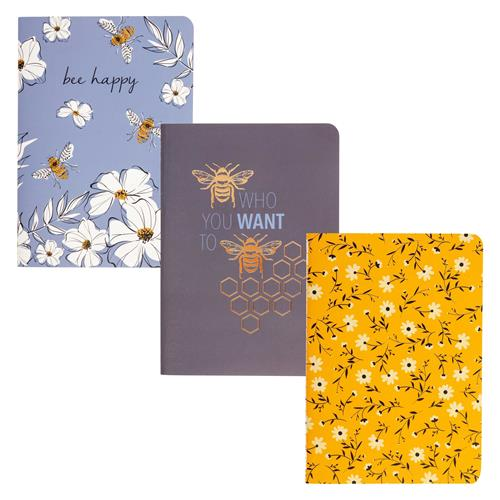 Pocket Notebook - Bee