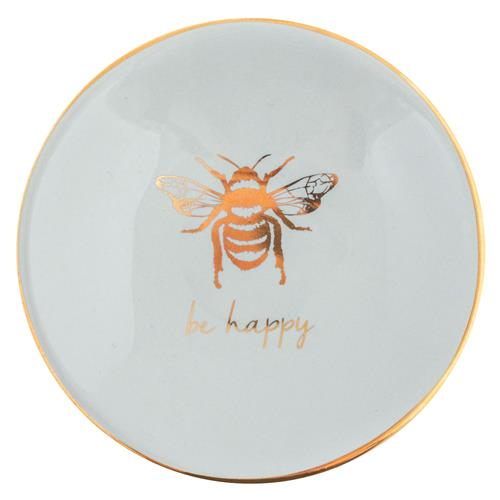Ring Bowl/Trinket Dish - Bee