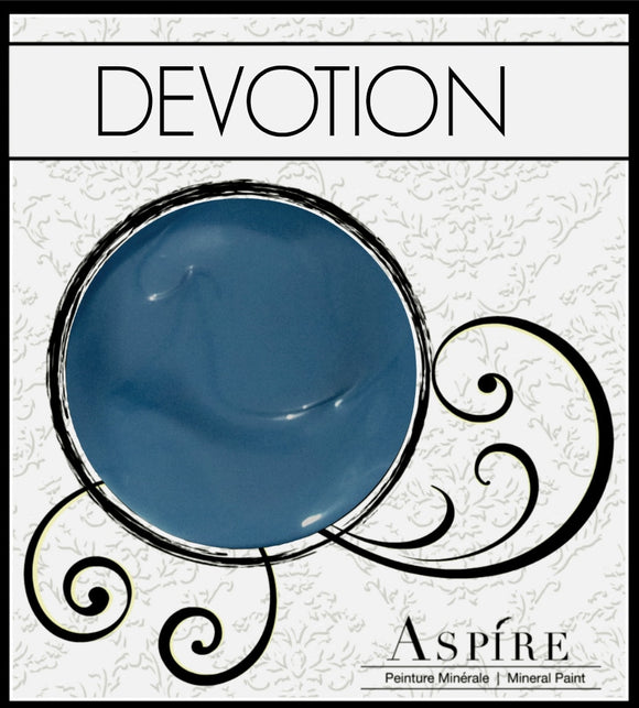 Devotion- Aspire Mineral Paint