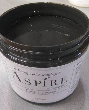 Glaze - Black Antique