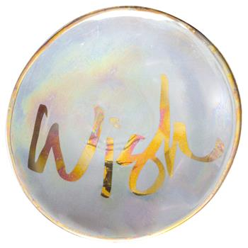 Ring Bowl/Trinket Dish - Wish