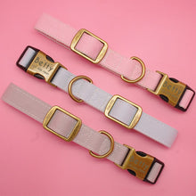 Load image into Gallery viewer, Pastel Collection Personalized Dog Collar