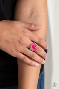 Paparazzi Accessories Colorfully Rustic - Pink