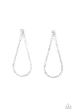 Load image into Gallery viewer, Paparazzi Accessories Diamond Drops - White