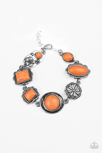 Paparazzi Accessories Gorgeously Groundskeeper - Orange