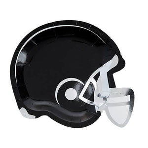 Football Helmet Appetizer Plate (8)