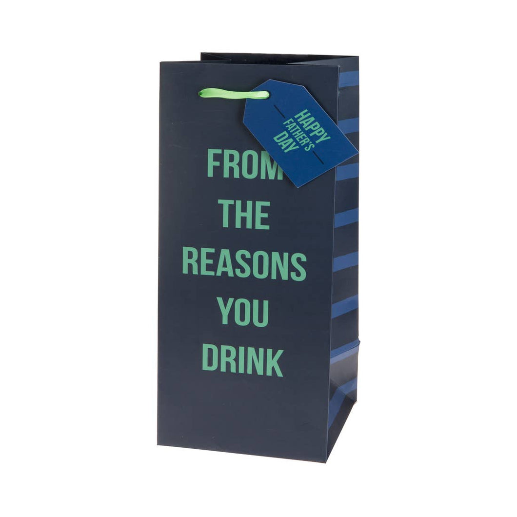 Happy Father's Day From the Reasons You Drink Bag