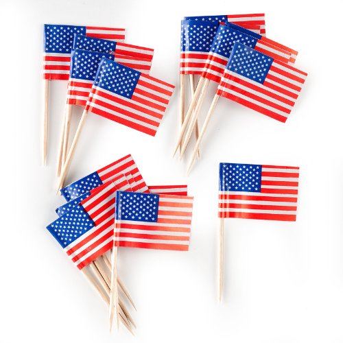American Flag Party Picks