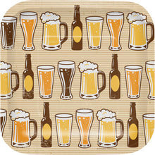 Load image into Gallery viewer, Cheers & Beers Appetizer/Dessert Plates