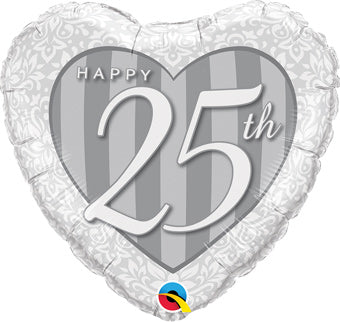 Happy 25th Anniversary 18