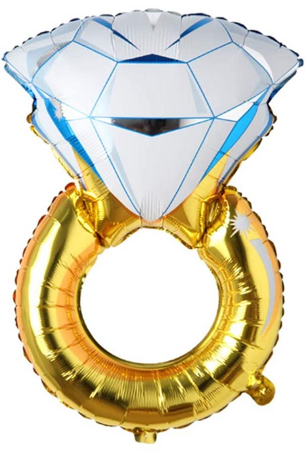 "1 x Ring Balloon (35"")"