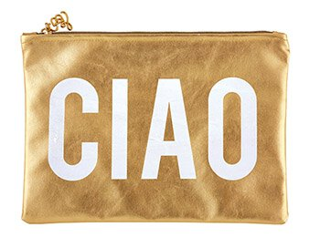Ciao Gold Pouch