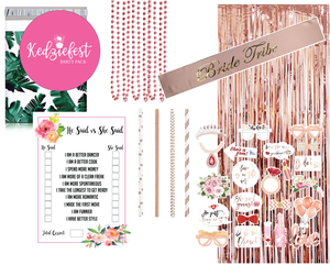 Virtual Bachelorette Party Pack