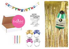Load image into Gallery viewer, Virtual Birthday Party in a Box