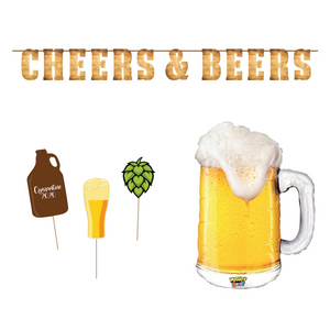 Virtual Happy Hour: Beer Party Pack