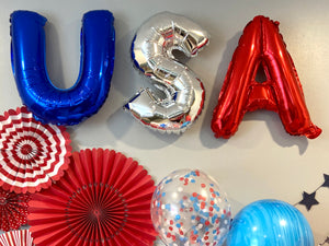 USA Balloon Set