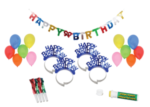 Birthday Parade Party Pack
