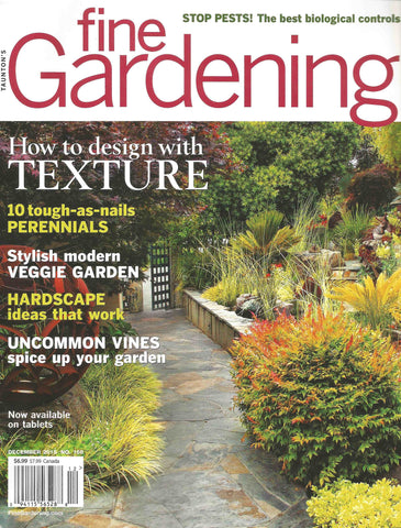 Pot Inc. featured in Fine Gardening