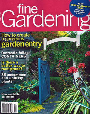 Fine Gardening Pot Inc Press