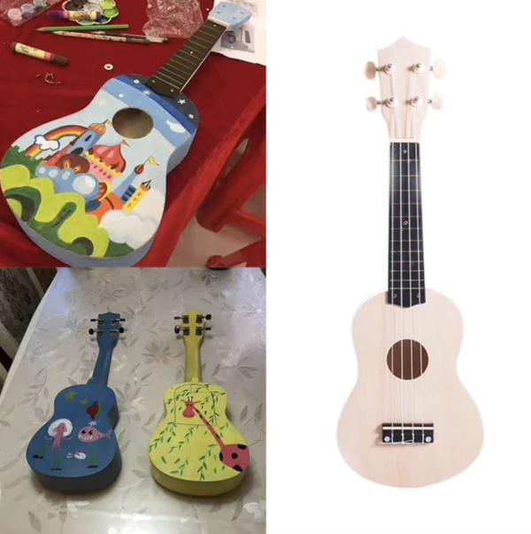 2020 DIY Handmade Ukulele Kit