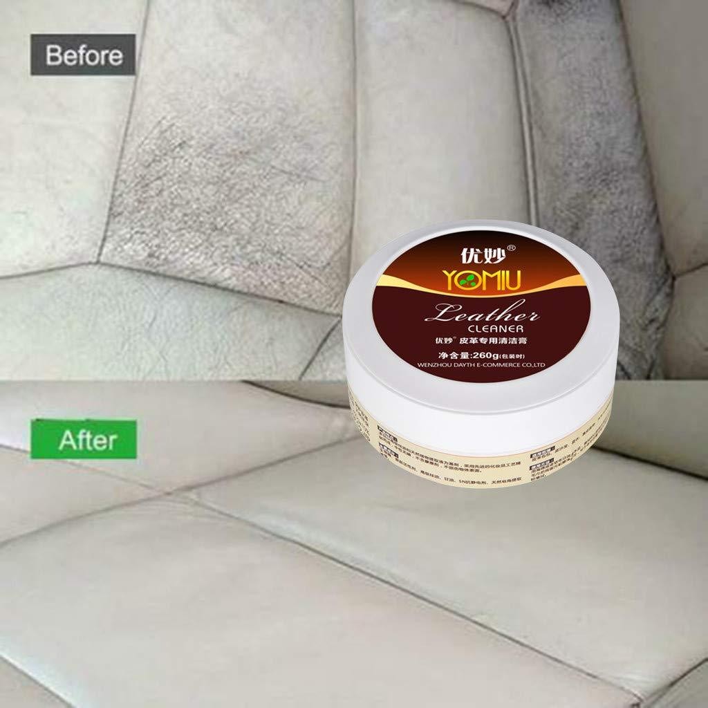 Multi-functional Leather Refurbishing Cleaner