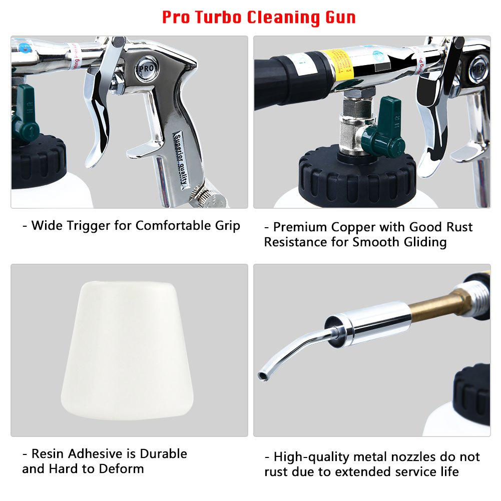 Turbo Cleaning Gun