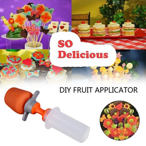 Funny Pop Fruit Shaper Cutter