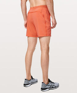 Speed Stopper Short 7 Inch Orange - malaygauri