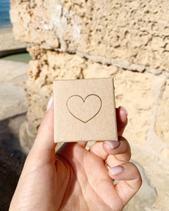 Heart ECO 50x50x32 mm