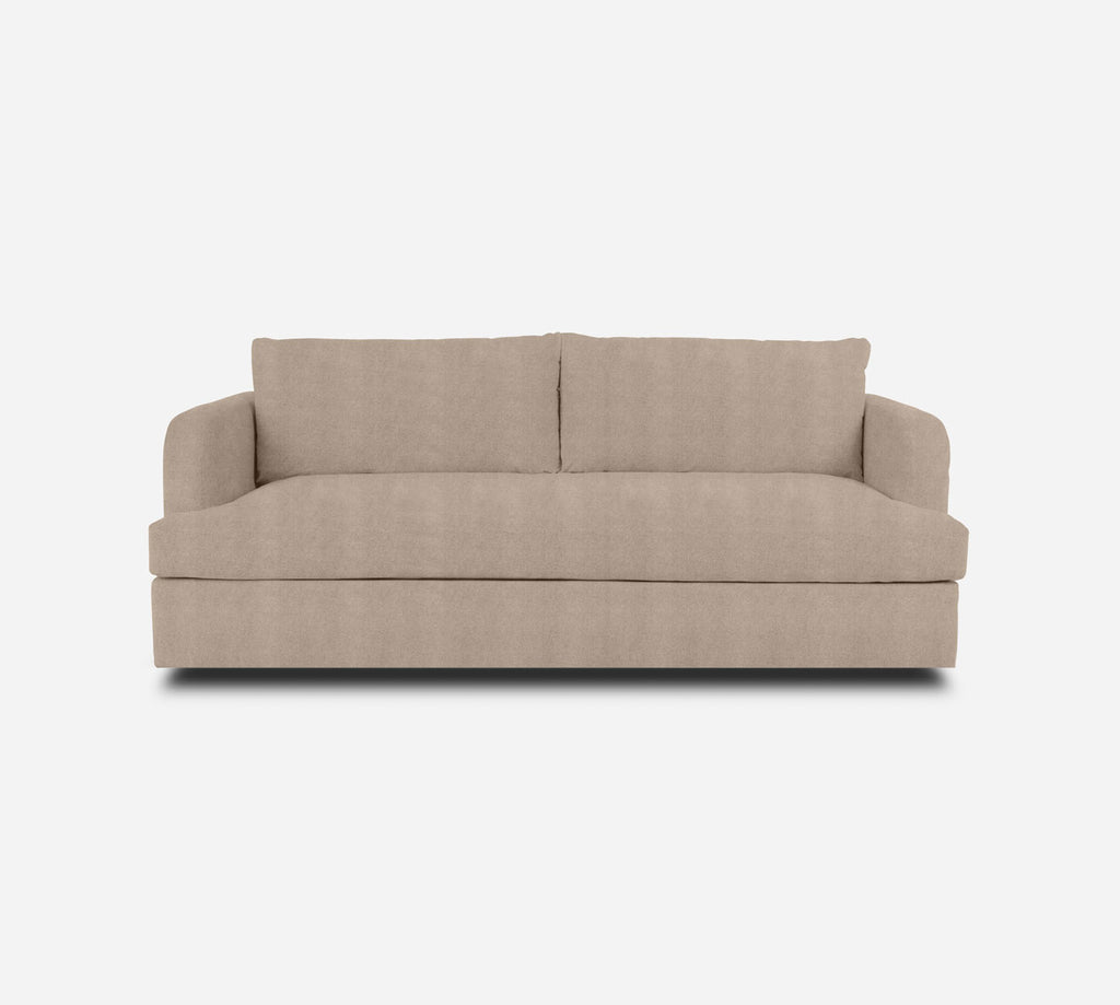 Cybil Sleeper Sofa - Passion Suede - Camel