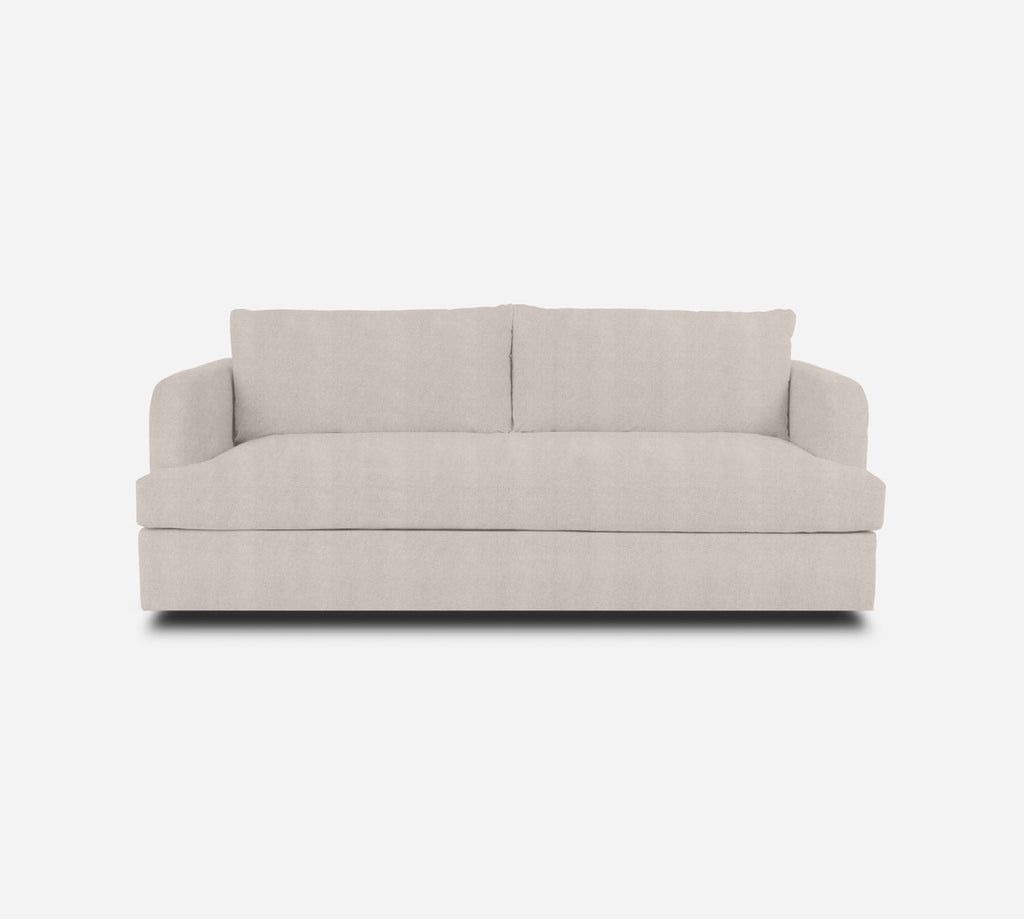 Cybil Sleeper Sofa - Passion Suede - Oyster