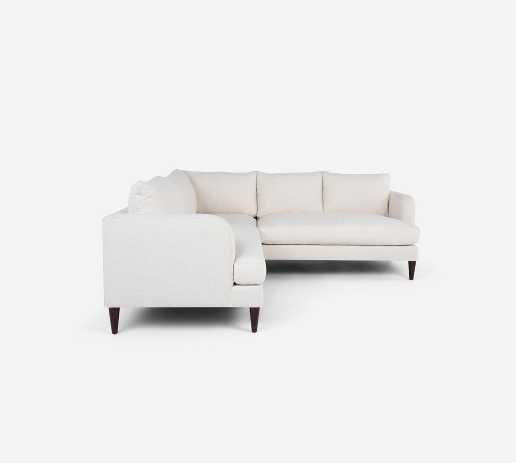 Cybil Corner Sectional - Heritage - Ivory