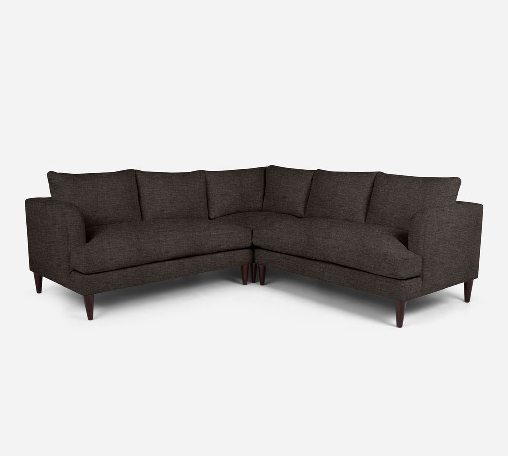 Cybil Corner Sectional - Key Largo - Mocha