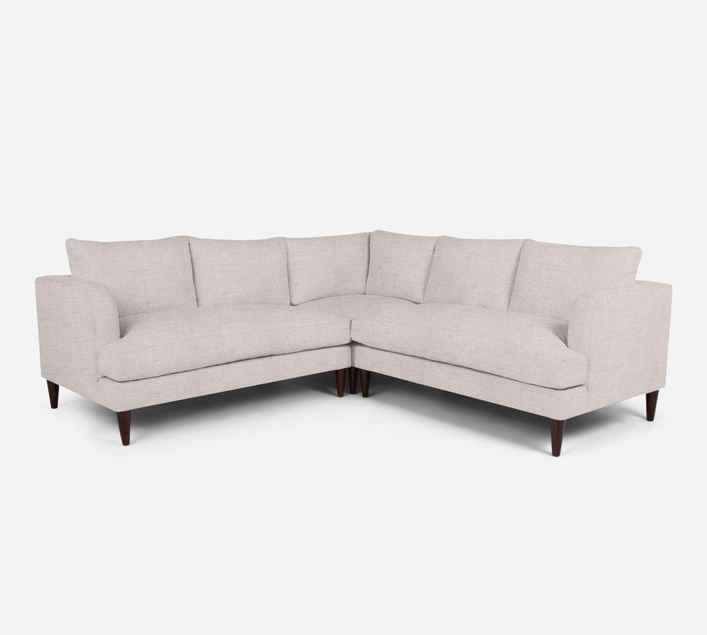 Cybil Corner Sectional - Key Largo - Oatmeal