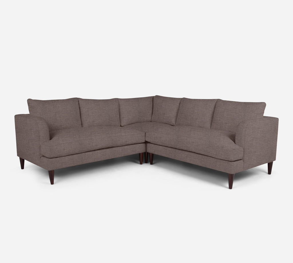 Cybil Corner Sectional - Key Largo - Pumice