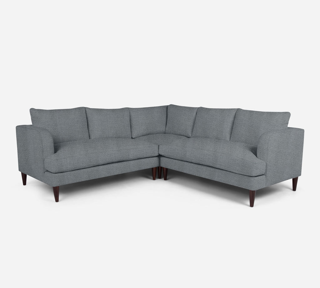 Cybil Corner Sectional - Theron - Haze